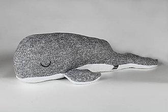 Hračky - Veľryba spinkáčik - 8978139_