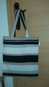 Nákupné tašky - KAMOŠKA NA KAŽDÝ DEŇ - nákupná taška - PASIK - 8980185_