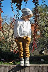 Detské oblečenie - Tunika HUGO biela - 8983827_