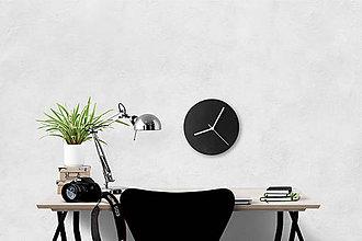Hodiny - Nástenné hodiny Black&White - 8983868_