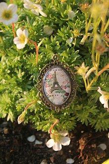 Iné šperky - Prívesok Paris - 8983929_