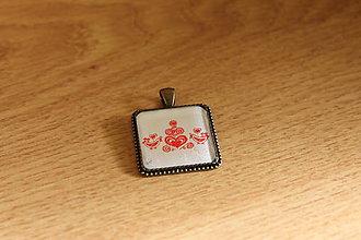 Iné šperky - Prívesok Ľudovka - 8983990_