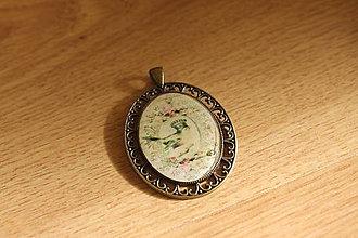 Iné šperky - Prívesok Vintage - 8984015_