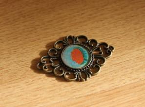 Iné šperky - Prívesok Lekno - 8984020_