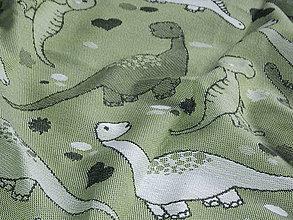 Textil - Baby Monkey Dino - 8983629_