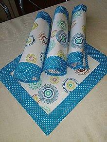 Úžitkový textil - Prestieranie na stôl - 8983504_