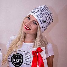 Čiapky - Čiapka Folkies #praveslovenske - 8980144_