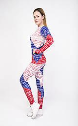 Nohavice - Tricolora Čičmany - termo oblečenie - 8981581_