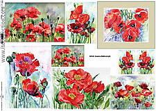 Papier - Ryžový papier Maky - 8985558_