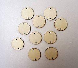 Polotovary - Krúžky na rodinný kalendár 38 mm - 8985318_