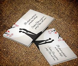 Papier - Pozvánka k svadobnému stolu II. - 8986871_