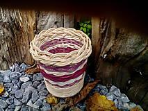 Košíky - vôňa levandule - 8985129_