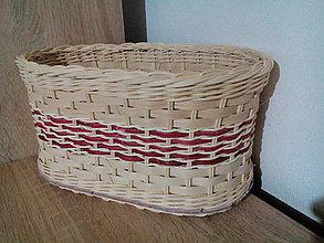 Košíky - letná záhrada - 8986135_