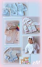 Detské oblečenie - Baby súpravičky. (50 - 56, 62 - 68) - 8986866_