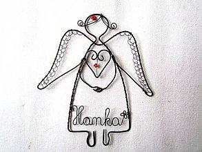 Detské doplnky - osobný anjel - 8986200_