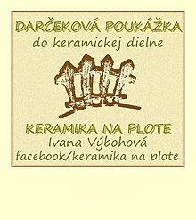 Darčekové poukážky - Darčeková poukážka - 8990768_