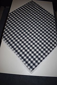 Úžitkový textil - UBRUS 74 x 74 cm ... kostka - 8990102_