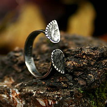 Prstene - Anjelské krídla - 8989141_