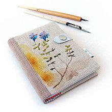 Papiernictvo - Zápisník Materina dúška - A6 - 8989488_