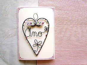 Papiernictvo - Svadobná pohľadnica Áno - 8989066_