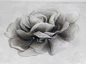 Ozdoby do vlasov - Ruža do vlasov - 8989085_