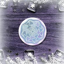Pomôcky - Podšálka nežná snehová vločka - 8988162_