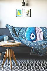 Úžitkový textil - Prikrývka Gerda - 8992624_