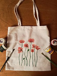 Nákupné tašky - Taška Divé maky - 8993988_