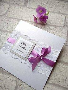 Papiernictvo - svadobné oznámenie 701 - 8993024_