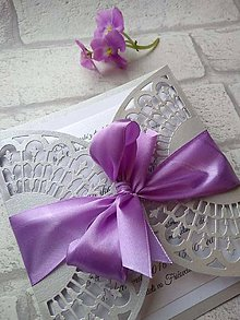 Papiernictvo - svadobné oznámenie 702 - 8993178_