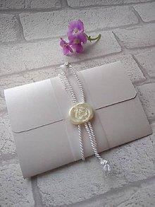 Papiernictvo - svadobné oznámenie 706 - 8993540_