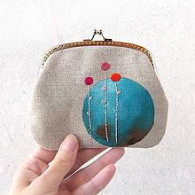 Peňaženky - Peňaženka XL Proti oblohe - 8992252_