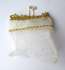 Úžitkový textil - Darčekové vrecúško 4 - 8992406_