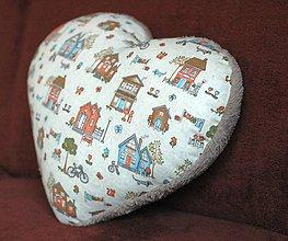 Úžitkový textil - ...srdce domova... - 8998532_