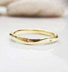 Prstene - Alluvion II (dámska) - 8998094_