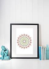 Mandala #003