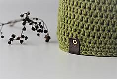 Doplnky - ...pánska čiapka 100% MERINO vlna GREEN  - 8996949_