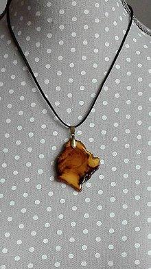 Náhrdelníky - Zapínací náhrdelník - San Stefano, Sardínia - 8997573_