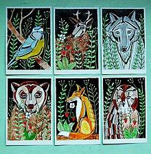 Kresby - kresba zvierat na želanie - 8997643_