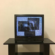 Socha - Broken fragments - Broken TV - 8997564_