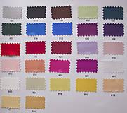 Sukne - Sukňa kruhová so širokým pásom a vreckami rôzne farby - 8996056_