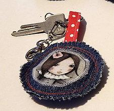 Kľúčenky - Prívesok na kľúče / kľúčenka - Recy - 9000404_