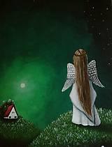 - Maľovaný anjelik II - 8999636_