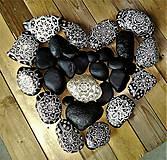 """Dekorácie - MANDALA """"Mandalka lásky z lásky"""" energetický feng shui kameň - 9000171_"""