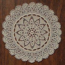 Úžitkový textil - Čipka na objednávku. (Tyrkysová) - 8999732_