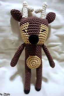 Hračky - Baby jelenček - 9002007_