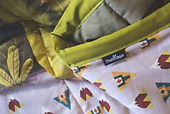 Úžitkový textil - Prikrývka Bear Large - 9001943_