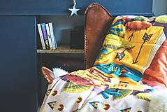 Úžitkový textil - Prikrývka Bear Large - 9001944_