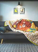 Úžitkový textil - Prikrývka Bear - 9001957_