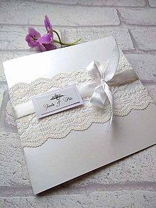 Papiernictvo - svadobné oznámenie 703 - 9000843_